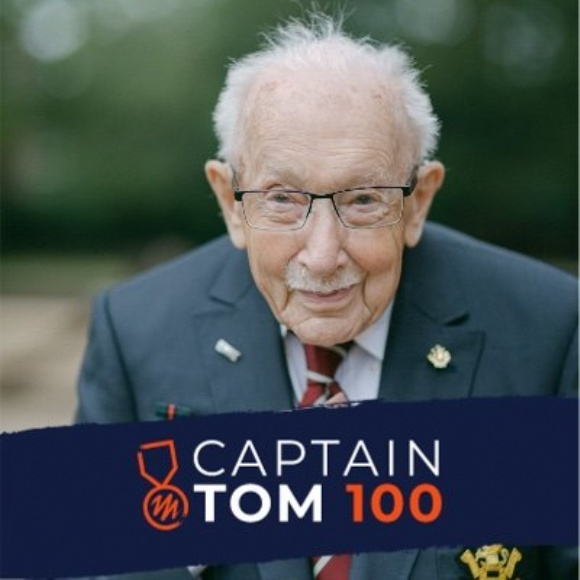 Captain Sir Tom Moore 100 Challenge
